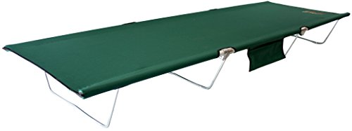 BYER OF MAINE, TriLite Cot, Very Compact When Folded, Set Up 74'L X 25'W X 8', Camping Cots for Adults, Portable Cot, Tri Lite Cot, Cot, Lightweight Cot, Outdoor Cot, Foldable Cot, Single
