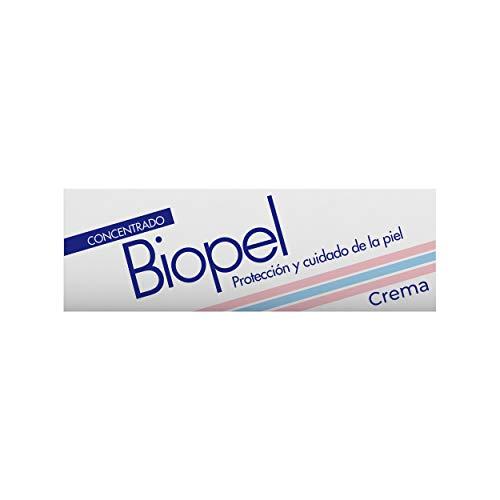 Biopel | Hidratante piel | Crema 50mg | Calma, alivia y previene las irritaciones, escoceduras y rozaduras de la piel