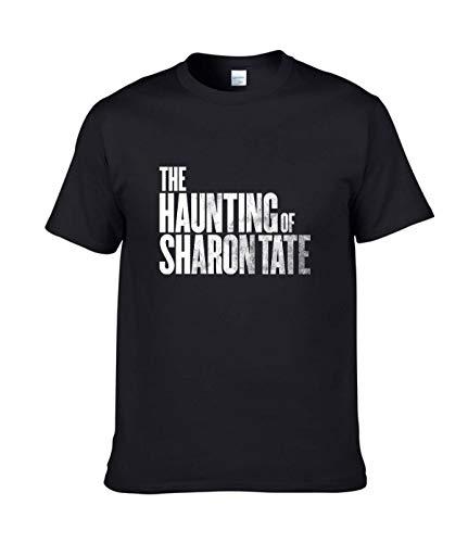 The Haunting of Sharon Tate T-Shirt für Herren Gr. M, Schwarz