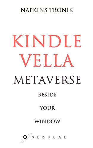 KINDLE VELLA METAVERSE BESIDE YOUR WINDOW: NIGHT STALKERS BRING PULP FICTION (English Edition)