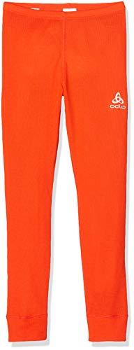 Odlo BL Bottom Long Active Warm Kids Pantalon Mixte Enfant, Poinciana, FR : XXS (Taille Fabricant : 92)