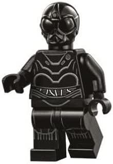 LEGO Star Wars Death Star Minifigure - Death Star Droid Black Protocol (75159)