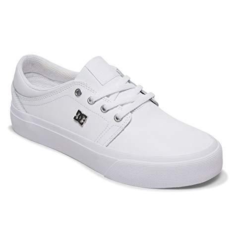 DC Shoes Trase - Suede Shoes for Women - Schuhe - Frauen - EU 40 - Weiss