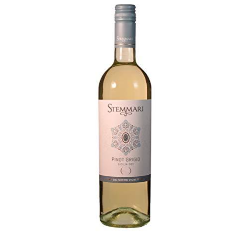 Stemmari 2019 Pinot Grigio Stemmari DOC 0.75 Liter