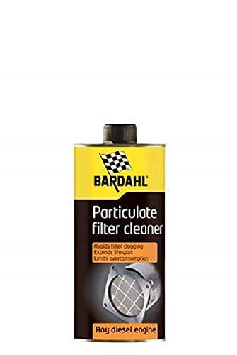 Bardhal 2001042 - Regenerador de filtro de partículas (fórmula profesional, 1 L)