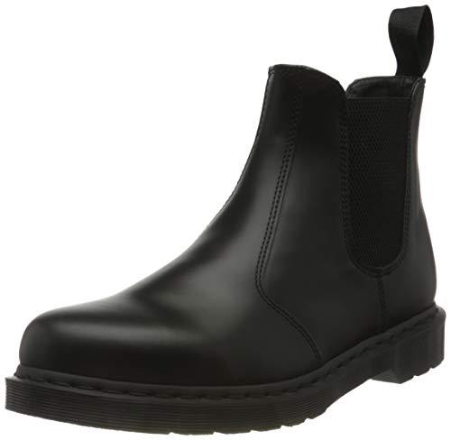 Dr. Martens Unisex DM25685001_39 lace-up Shoes, Black, EU