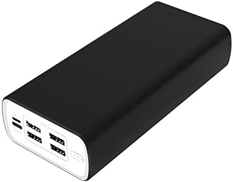 Power Banks 50000mAh Portable Charger Simple Stylish and Compact Design Quick Charge Smart Phones product image