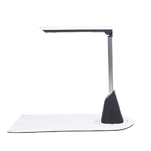 * Escáner manual A4 A5 de documentos de libro con OCM de 10 megapíxeles de cámara de alta velocidad para Office Home Education