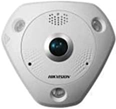 HIKVISION DS-2CD6332FWD-IV Panoramic Camera Security Camera, White (DS-2CD6332FWD-IV)