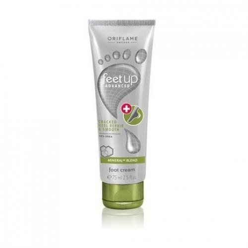 Feet Up Advanced Cracked Heel Repair Foot Cream by Oriflame