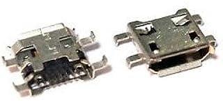 abc01-H16032810، x2 منفذ شحن ميكرو USB لهواوي أسيند ميت 2 MT2-L03 (مع خيار استبدال abc01)
