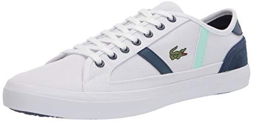 Tenis Blancos Para Hombre marca Lacoste