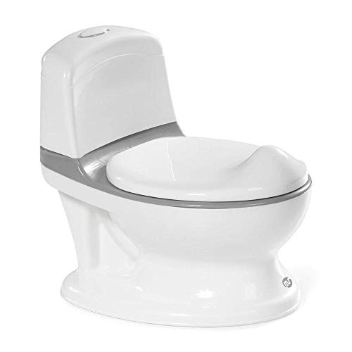 Innovaciones MS 30402- Orinal Baby Potty, Blanco