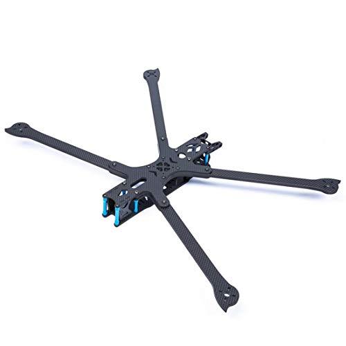 iFlight DC10 RC FPV 10 Pollici 472mm Interasse di Alta qualità Kit Telaio per Drone in Fibra di Carbonio 7.5mm Braccio per RC DIY FPV Racing Drone Quadcopter