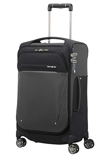 SAMSONITE B-Lite Icon - Spinner 55/20 Length 35, 32.5 L 1.7 KG Hand Luggage, 55 cm, liters, Black