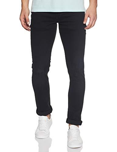Levi's Men's Slim Fit Jeans (86365-0001_Black_36)