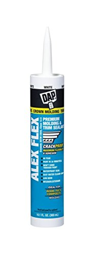 DAP Alex Flex Premium Molding and Trim Sealant
