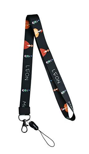 Umhängeband, Schlüsselband für Schlüsselhals, Schlüsselanhänger, Telefon, Ausweisinhaber- Perfekt für Erwachsene, Studenten, Kinder und Freunde