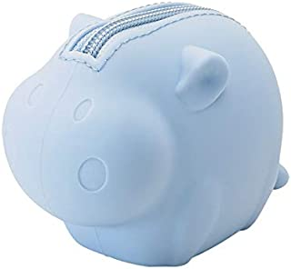 TT WARE Silicone Coin Purse Animal Cartoon Storage Bag Portable Mini Doll Money Wallet Coins Bag-Blue