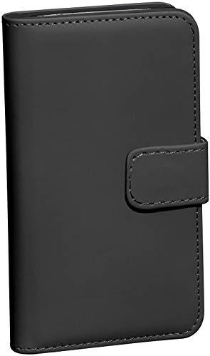 PEDEA - Funda Tipo Libro para Xiaomi Mimix 3, Color Negro
