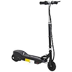 ✅SMOOTH RIDE: Battery operated electric scooter made from heavy duty steel frame with PP parts for durability and stability. ✅POWERFUL & SPEEDY: Equipped with 2 rechargeable 12V batteries. Range of 8 to 10KM with a full charge time of 5 to 8HRS. Feat...