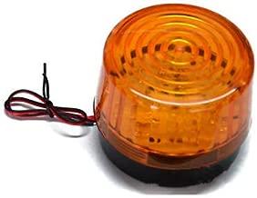 FidgetFidget Car Truck Bus SUV Beacon Strobe Emergency Warning Alarm LED Flash Signal Light Orange