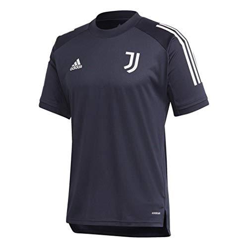 adidas Juventus FC Saison 2020/21 Juve Tr JSY Trainingsshirt für Erwachsene L Mehrfarbig (Legink/orbgry)