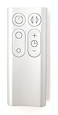 Dyson Genuine AM06 AM07 AM08 Cool Desk / Tower Fan Remote Control Handset (White)
