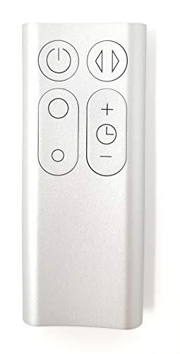 Dyson Am06 AM07 AM08 - Mando a distancia para ventilador de escritorio o torre (blanco)