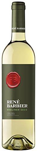 Rene Barbier - Kraliner - Vino Blanco Seco, Botella 75 cl (D.O. Catalunya)