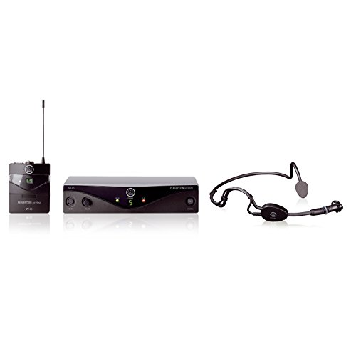 AKG AKGPW45SSETISM Wireless Microphone System for sporty activities
