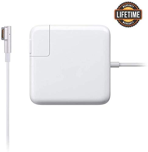 Mac Book Pro Charger, Great Replacement 85W Fast L-Tip Power Adapter Magnetic Connector Charger Compatible for MacBook Pro 13 15 17-inch(Before Mid 2012)