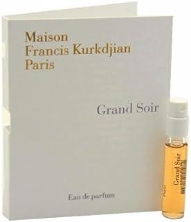Maison Francis Kurkdjian Grand Soir EDP Vial Sample 2ml(メゾン フランシス クルジャン グラン ソワール オードパルファン 2ml)[海外直送品] [並行輸入品]