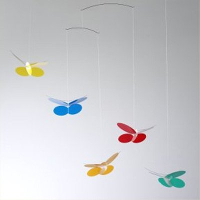 flens Ted Mobile Papillons