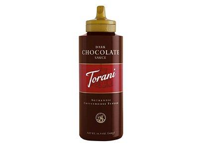 トラーニ チョコレートモカソース 468g
