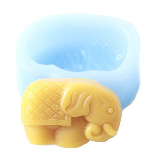Elefant Silikon Form