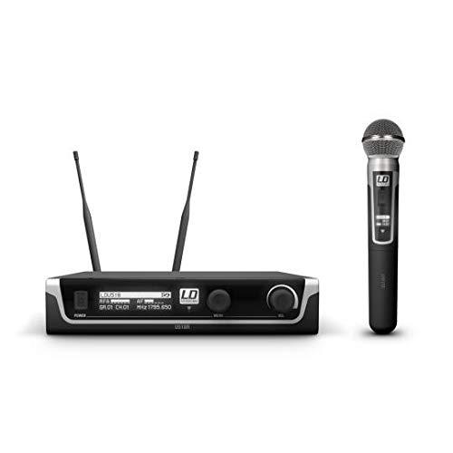 LD Systems U518HHD - Sistema de micrófono inalámbrico dinámico