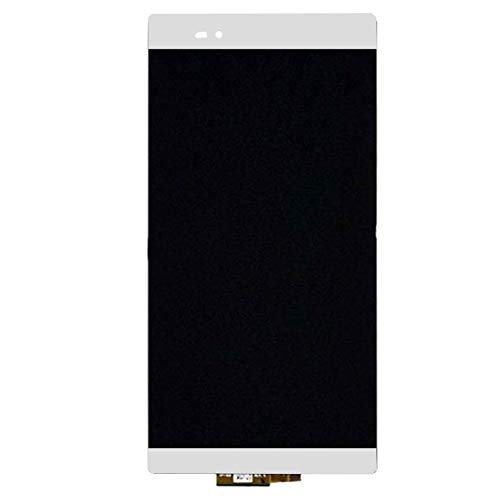 zNLIgHT Piezas de Tel¨¦Fono internas | Reemplazo del Tel¨¦Fono de Repuesto LCD Pantalla t¨¢ctil digitizer para Sony Z Ultra Serie-Blanco