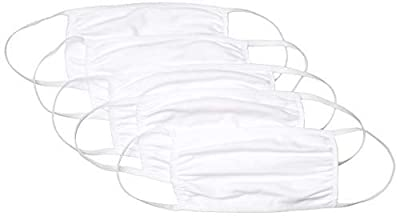 Reusable Cotton Face Mask (Pack of 50) from WD37U