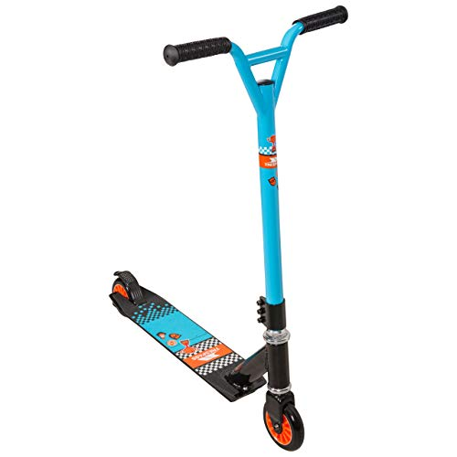 Trespass Streeteater Stunt Scooter, Cool Blue, One Size