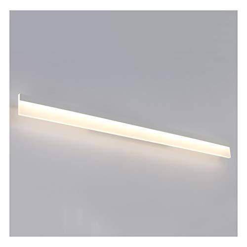 & hoofdlamp met spiegel, led, minimalistisch, modern, LED, kaptafel, badkamer, badkamer, make-uptafel, spiegel, licht