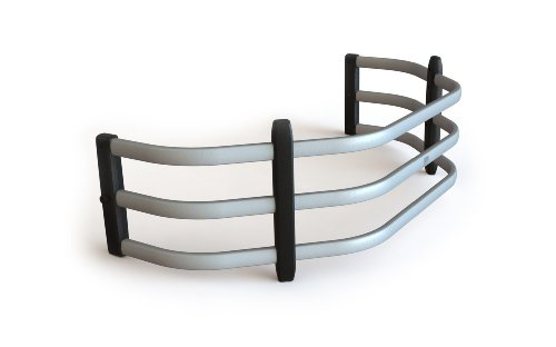 AMP Research 74804-00A Bed X-Tender Silver