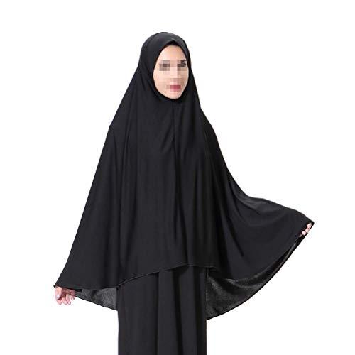 BESTOYARD Frauen Muslim Hijab Arabische Lange Wrap Schals Islamischer Ramadan-Schal