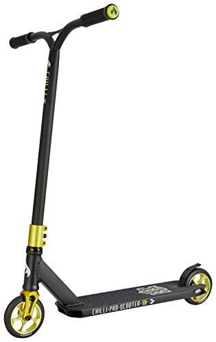 Chilli 117-5 Reaper Scooter, Amarillo/Negro
