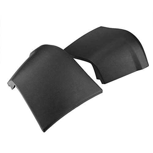 2 piezas de tapa de remolque de parachoques trasero, tapa de remolque...