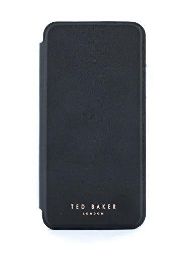 Ted Baker Fashion Premium Book Case for iPhone 11, Protective Cover iPhone 11 for Professional Women/Girls - Sharita