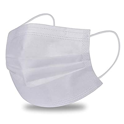 Modenna Face Mask Disposable White 50Pcs by Quanzhou Zhengda Daily-use Commodity Co.,Ltd