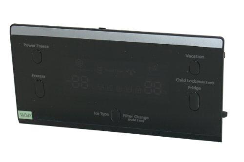Samsung Frigo Freezer Assy Cover Display Numéro de pièce d'origine : Da9706018A.