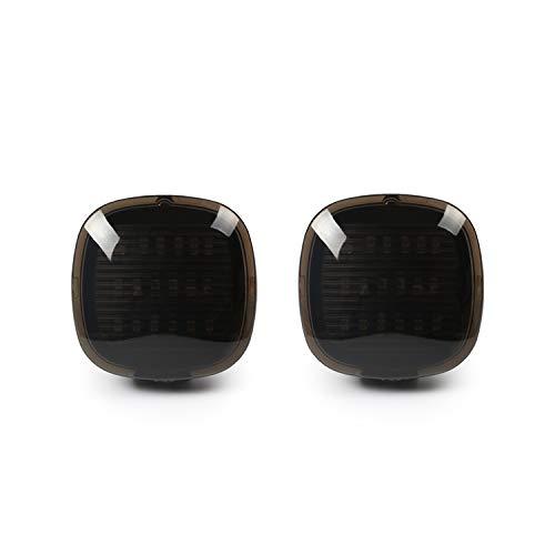 LED SEITENBLINKER kompatibel für A3 8L, A4 B5, A8 D2 | SEAT Ibiza 6K Schwarz