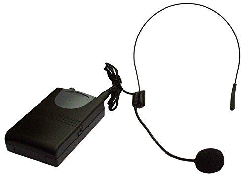 E-Lektron EL-M Headset-Mikrofon für EL30-M & EL38-M Soundsystem (Kanal A - 197.15MHz) …